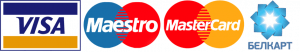 visa mastercard belcart