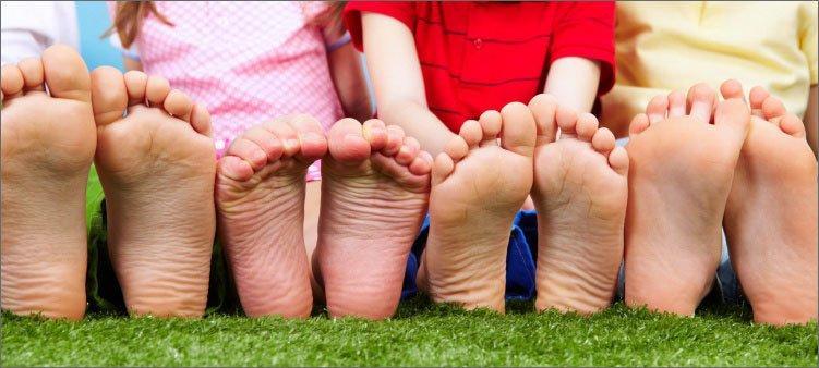 Ортопедическая обуви на сменку в детском саду и школе