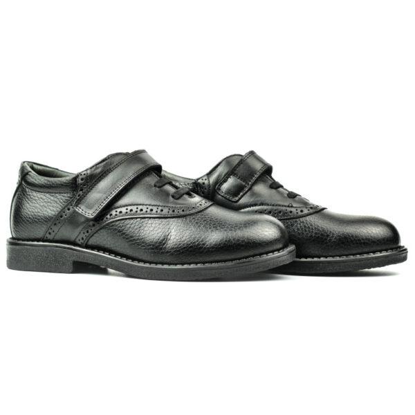 Туфли школьные ортопедические для мальчиков SH14