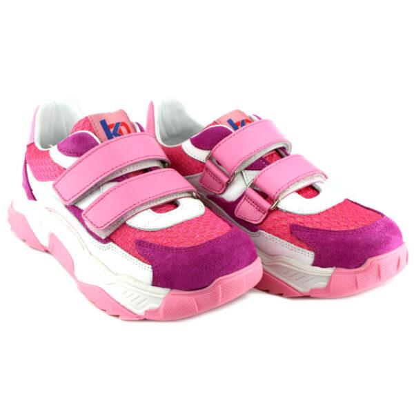 Кроссовки ортопедические Kidmen для девочек K09